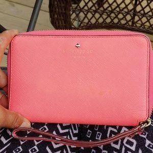 Kate spade hand wallet